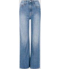 wide winnie jeans - blå