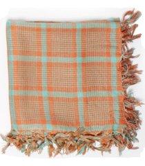 pañuelo naranja spiga 31 escocés