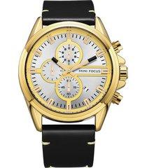 reloj análogo f0130g-1 hombre negro