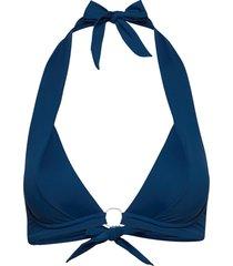 1popoli bikinitop blå max mara leisure