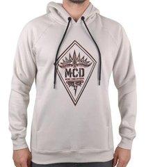 moletom mcd more core division masculino