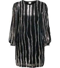 klänning jdyjustin l/s sequins dress wvn