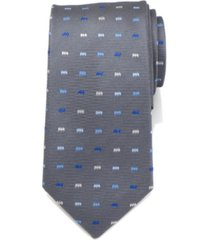 dc comics batman icon men's tie
