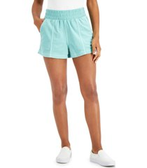 love, fire juniors' pull-on shorts