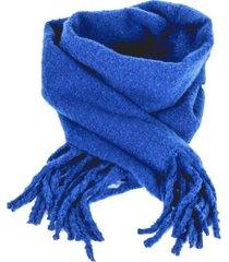 bufanda rayen azul guinda
