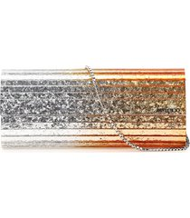 jimmy choo sweetie clutch dynamic glitter acrylic