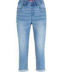 jeans capri (blu) - john baner jeanswear