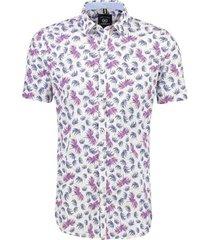 overhemd korte mouw lerros 2042089