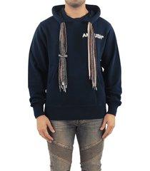 ambush multicord hoodie sweatshirt bl
