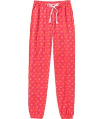 pantaloni per pigiama (rosso) - bpc bonprix collection