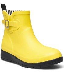 shoes regnstövlar skor gul duffy