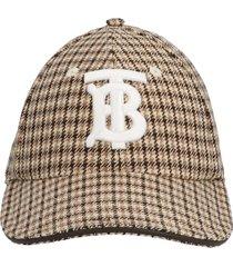 burberry tb cap