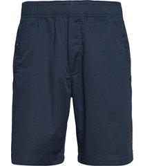 alfred twill shorts shorts casual blå wood wood