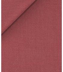 giacca da uomo su misura, solbiati, lino rosso mattone, primavera estate | lanieri