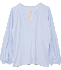 getty blouse in ice