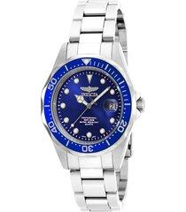 reloj invicta 17048 plateado acero inoxidable