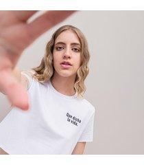 camiseta amplia corta manga corta ameli