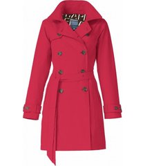 happyrainydays regenjas trenchcoat rosa red 2018-s