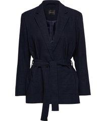 joze blazers business blazers blauw stella nova
