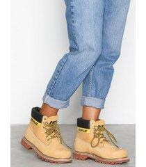 caterpillar colorado flat boots