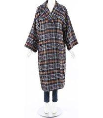 chanel fantasy tweed convertible coat