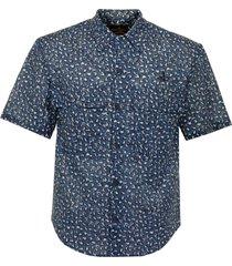 vivienne westwood bowling blue shirt 65242504