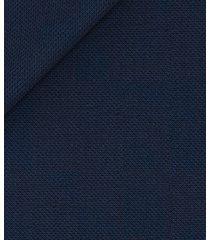 giacca da uomo su misura, lanificio zignone, traveller blu armaturati, quattro stagioni | lanieri