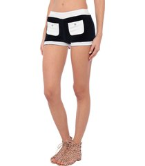 blumarine beach shorts and pants