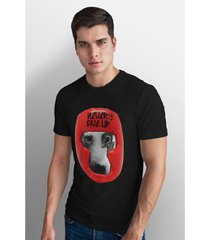 camiseta base nobre never t- shirt masculina - masculino