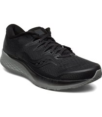 ride iso 2 shoes sport shoes running shoes svart saucony