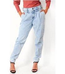 jean para mujer en denim color-azul-talla-10