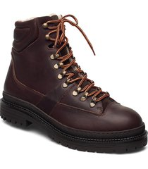 stb-arvid l shoes boots winter boots brun shoe the bear
