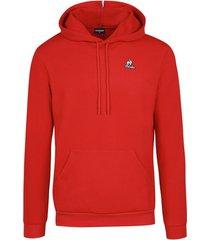 sweater le coq sportif essentiels hoody n°1
