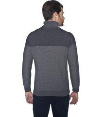 sweter telford golf szary