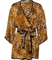 alanis kimonos brun dagmar