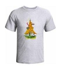 camiseta prorider zeno on cinza claro com estampa retangular vertical  zocam06
