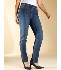 jeans m. collection blauw