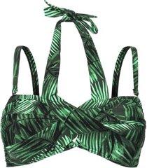 missya flora bikini bandeau print * gratis verzending * * actie *