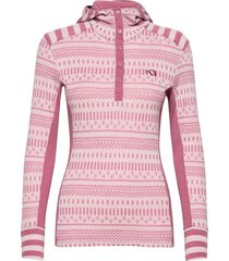 åkle hood base layer tops roze kari traa