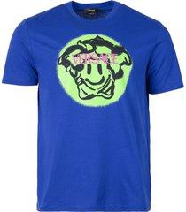 medusa smiley t-shirt