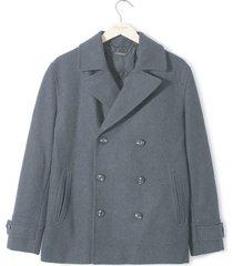 chaqueta abrigo para hombre - gris