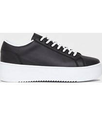 nly shoes youth platform sneaker low top