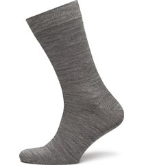 egtved twin sock, cotton/wool underwear socks regular socks grå egtved