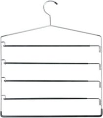 honey can do 2 pack 5-tier swing arm pant hangers