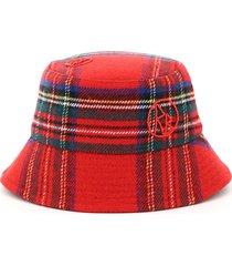 ruslan baginskiy tartan bucket hat