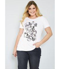 shirt sara lindholm wit::zwart