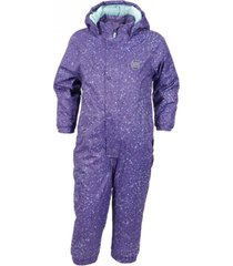 enterito little bear b-dry overall print violeta lippi