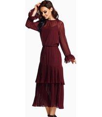 sukienka w stylu boho midi