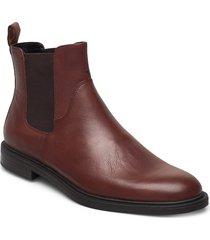 amina shoes chelsea boots brun vagabond