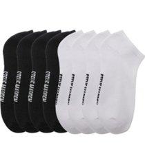 women's athletic low-cut socks, pack of 8